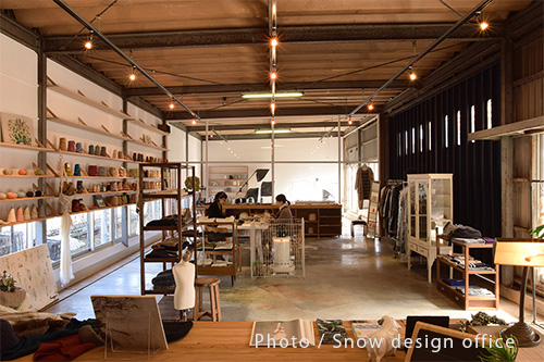 Snow design office