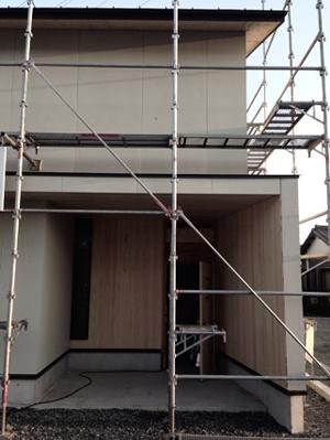 houseTT 玄関Snowdesignoffice スノーデザインオフィス 静岡 住宅設計 設計事務所