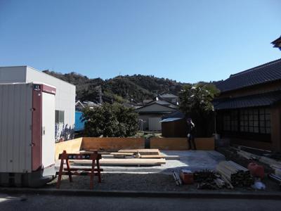 houseY 基礎工事 Snowdesignoffice スノーデザインオフィス 静岡 住宅設計 設計事務所