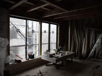 houseY リビング Snowdesignoffice スノーデザインオフィス 静岡 住宅設計 設計事務所