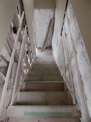 houseY 階段 Snowdesignoffice スノーデザインオフィス 静岡 住宅設計 設計事務所