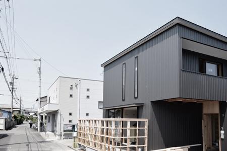 houseY 塀 Snowdesignoffice スノーデザインオフィス 静岡 住宅設計 設計事務所