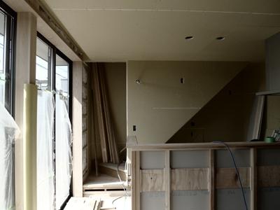 houseY リビング2 Snowdesignoffice スノーデザインオフィス 静岡 住宅設計 設計事務所