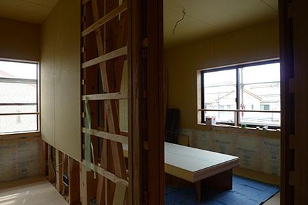 houseS 現場3 Snowdesignoffice スノーデザインオフィス 静岡 島田 藤枝 住宅設計 設計事務所