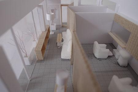 美容院 HDLP newproject  Snowdesignoffice スノーデザインオフィス 静岡 島田 藤枝 住宅設計 設計事務所