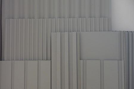 板金サンプル Snowdesignoffice スノーデザインオフィス 静岡 島田 藤枝 住宅設計 設計事務所