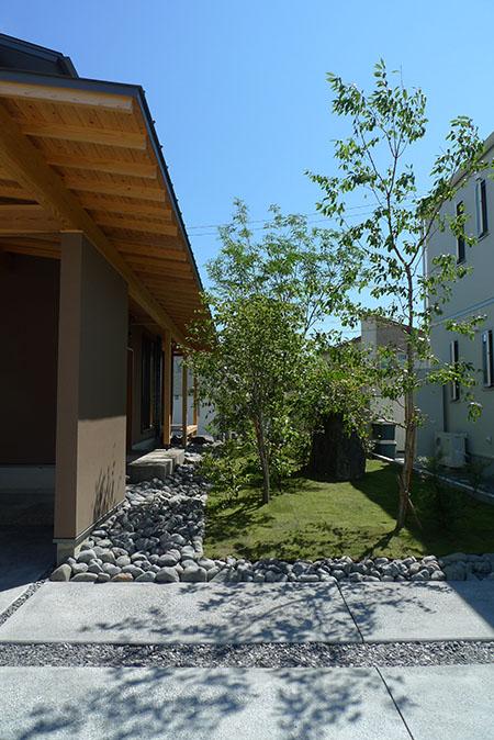 houseS 作庭1 Snowdesignoffice スノーデザインオフィス 静岡 島田 藤枝 住宅設計 設計事務所