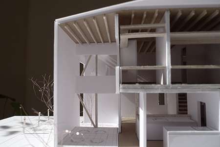 houseMk 模型 Snowdesignoffice スノーデザインオフィス 静岡  愛知 三重 岐阜住宅設計 店舗設計 設計事務所