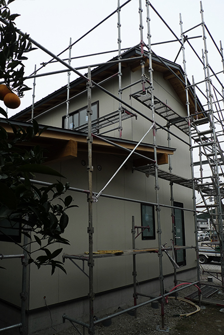 houseM 外観 Snowdesignoffice スノーデザインオフィス 静岡  愛知 三重 岐阜住宅設計 店舗設計 設計事務所