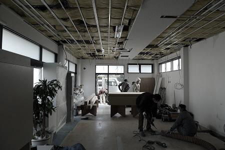 LP 解体 Snowdesignoffice スノーデザインオフィス 静岡  愛知 三重 岐阜住宅設計 店舗設計 設計事務所