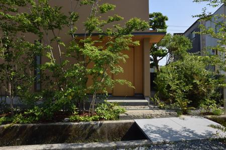 house M 続植栽3 snowdesignoffice 住宅 店舗 建築設計事務所 島田 藤枝 静岡 愛知 三重